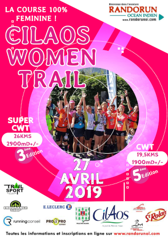 CILAOS WOMEN TRAIL
